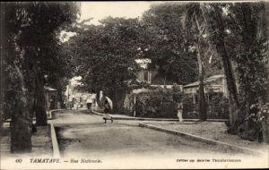 Ak Tamatave Toamasina Madagaskar, Rue Nationale