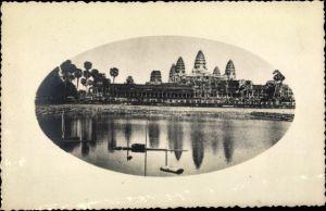 Passepartout Ak Kambodscha, Ruines d'Angkor Wat