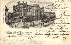 Ak Dortmund im Ruhrgebiet, Königl. Oberbergamt