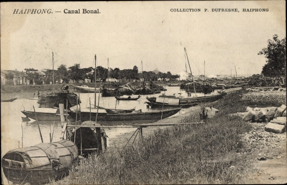 Ak Hai Phong Vietnam, Canal Bonal, Kanalpartie