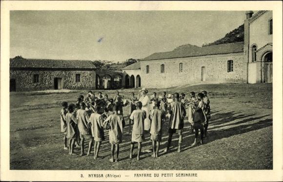 Ak Nyassa Mosambik, Fanfare du Petit séminaire