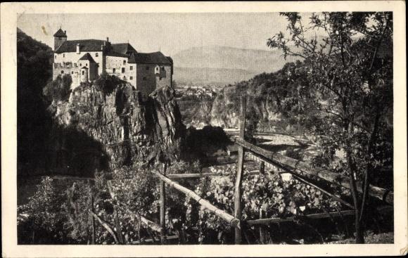 Ak Bozen Bolzano Südtirol, Castel Roncolo 0
