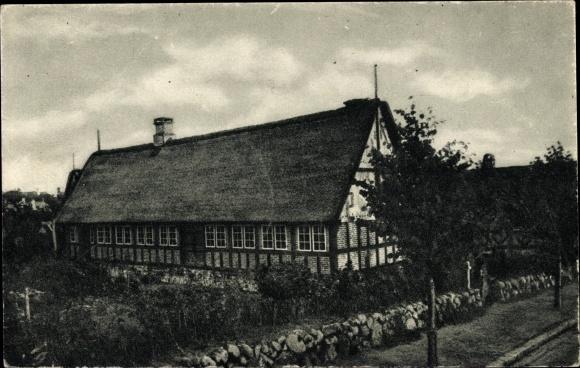 Ak Haderslev Hadersleben Dänemark, Stevelter Haus, Museum 0
