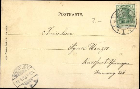 Ak Berlin Mitte, Alexanderplatz, Grand Hotel, Kontobücherfabrik L. Juergens, Pianoforte Fabrik 1