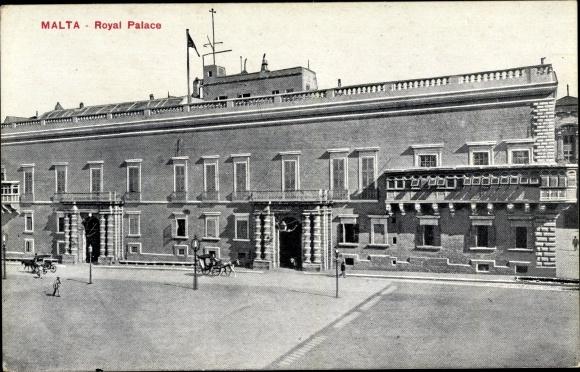 Ak Malta, Royal Palace, Palast 0