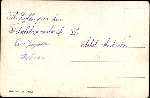 Künstler Ak Entenjagd, Jagdhund, Berge, See 1
