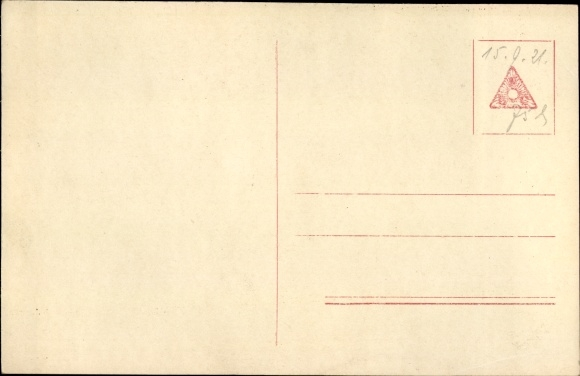 Ak Schauspieler Ernst Hofmann, Portrait, Zigarette, Mütze 1