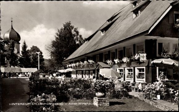 Ak Hinterzarten im Südschwarzwald, Adler Wirtshaus 0