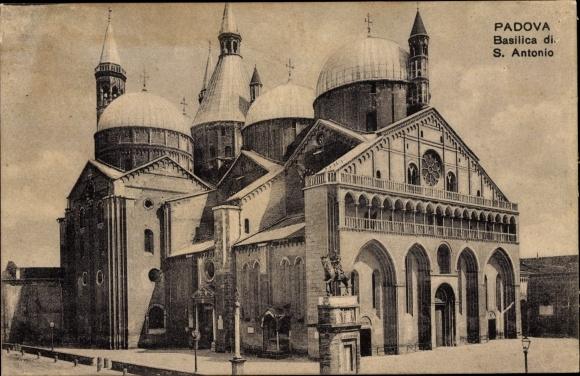Ak Padova Padua Veneto, Basilica di S. Antonio