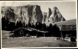 Ak Trentino Südtirol, Gruppo delle Dolomiti, Boccia di Monte sulla Alpe Siusi