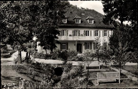 Ak Frankenthal in Rheinland Pfalz, Ferienheim Klingbachhof