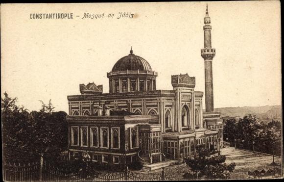 Ak Konstantinopel Istanbul Türkei, Mosquee de Jildiz