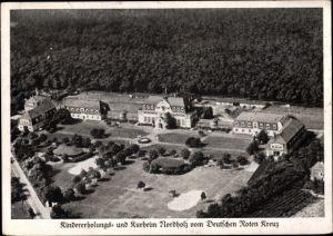 Ak Nordholz Wurster Nordseeküste Landkreis Cuxhaven, Kindererholungsheim, Deutsches Rotes Kreuz