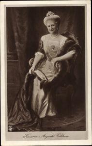 Ak Kaiserin Auguste Viktoria, Portrait, NPG 4542