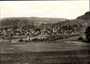 Ak Hoof Schauenburg in Nordhessen, Gesamtansicht