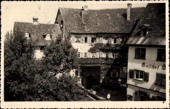 Ak Bregenz in Vorarlberg, Gasthof