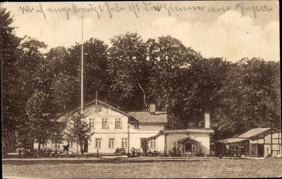 Ak Friedrichsruh Aumühle, Hotel und Restaurant 0