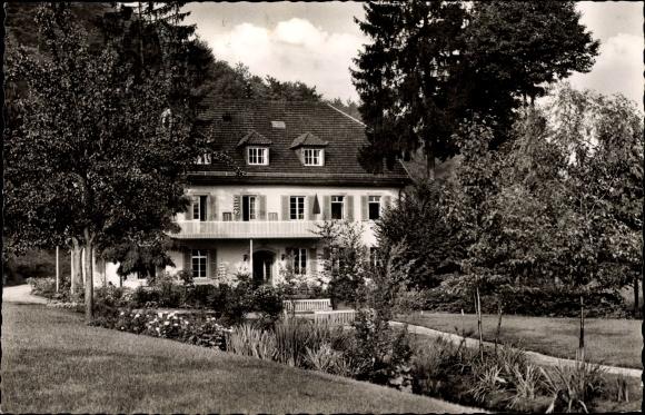 Ak Klingenmünster Rheinland Pfalz, Ferienheim Klingbachhof 0
