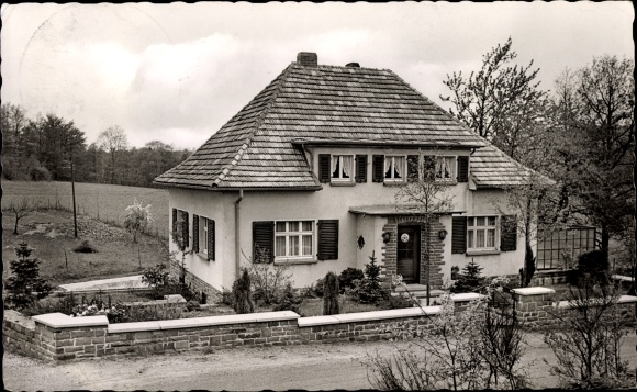 Ak Gelslingen Drolshagen Nordrhein Westfalen, Schullandheim 0
