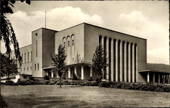 Ak Bielefeld in Nordrhein Westfalen, Rudolf Oetker Konzerthalle 0