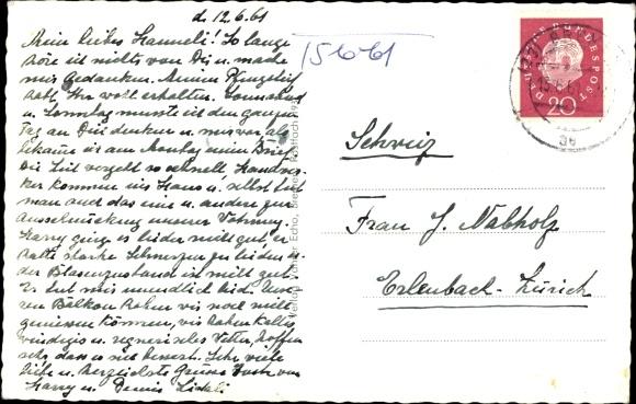 Ak Hansestadt Bremen, Neue Vahr 1