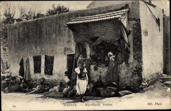 Ak Bizerte Tunesien, Marchands Arabes 0