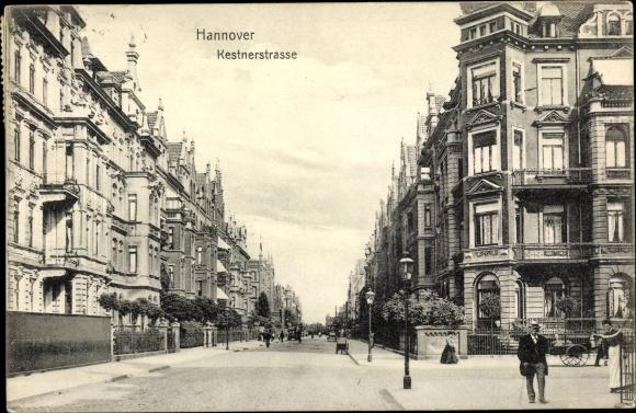 Ak Hannover in Niedersachsen, Kestnerstraße 0