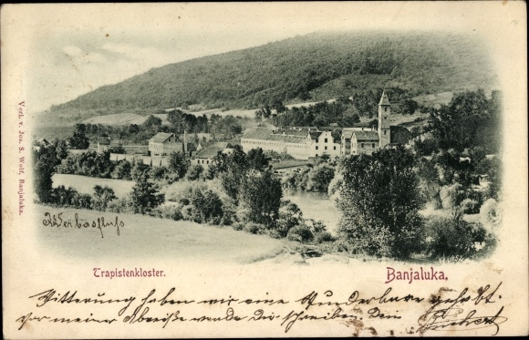 Ak Banja Luka Bosnien Herzegowina, Trapistenkloster 0