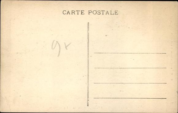 Ak Fort de France Martinique, Le Palais du Gouverneur 1