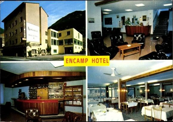 Ak Encamp Andorra, Hotel, vue extérieure et intèrieures, bar, tables, salon 0