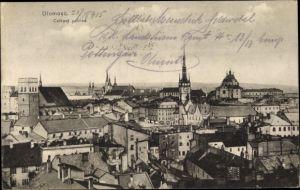 Ak Olomouc Olmütz Stadt, Gesamtansicht