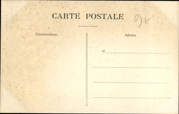 Ak Morne Rouge Martinique, Avant le 8 Mai 1902 1