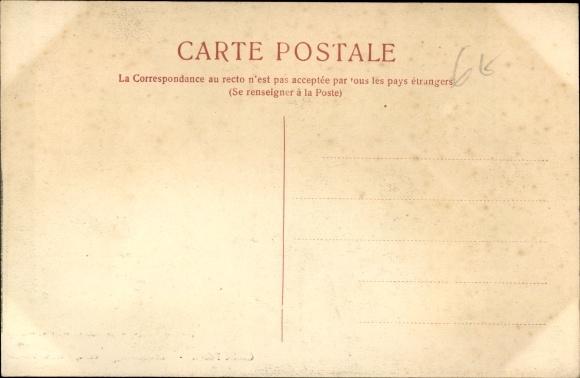 Ak Fort de France Martinique, La prise d'eau du Canal Gueydon à Didler 1