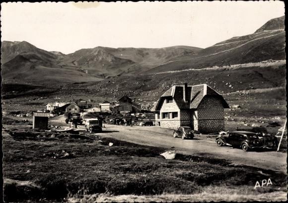 Ak Andorra, Pas de la Casa, Frontera Franco Andorrana