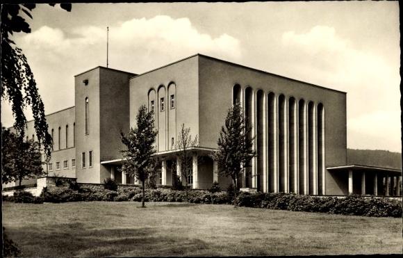 Ak Bielefeld in Nordrhein Westfalen, Rudolf Oetker Konzerthalle
