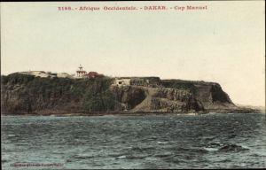 Ak Dakar Senegal, Afrique occidentale francaise, Cap Manuel