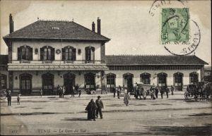 Ak Tunis Tunesien, La Gare du Sud