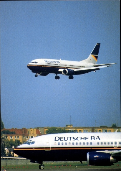 Ak Boeing 737-300, Deutsche BA, Passagierflugzeuge