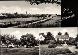 Ak Kleinenglis Borken Hessen, Panorama vom Ort