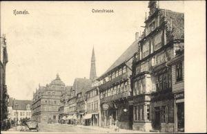 Ak Hameln in Niedersachsen, Osterstraße