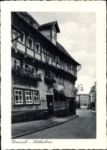 Ak Lutherstadt Eisenach in Thüringen, Lutherhaus