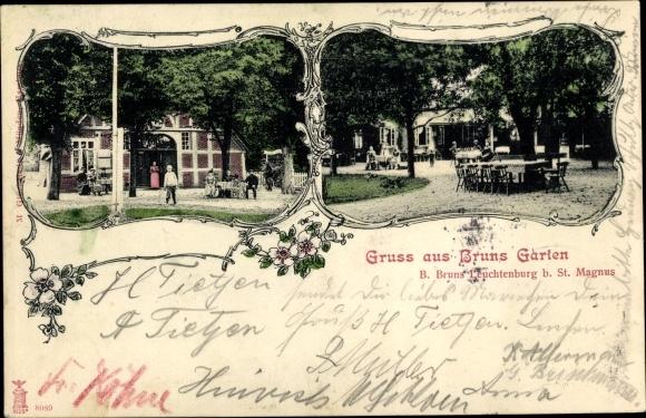 Bruns zigarrenbauchbinde bruns seit 1837 51702 nr for Bruns garten leuchtenburg