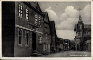 Ak Helmershausen Rhönblick Schmalkalden Meiningen in Thüringen, Gasthaus