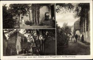 Ak Alt Buchhorst Grünheide in der Mark, Alters- und Pflegeheim