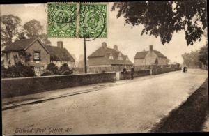 Ak Elstead Surrey England, Post Office & C.
