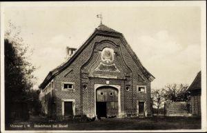 Ak Münster in Westfalen, Rüschhaus bei Roxel