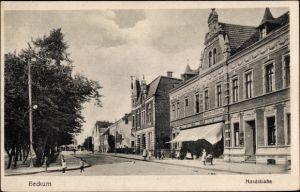 Ak Beckum Nordrhein Westfalen, Nordstraße