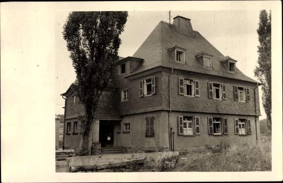 Foto Ak Schwarzburg? in Thüringen, Jugendherberge