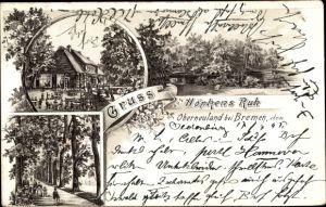 Litho Oberneuland Bremen, Höpkens Ruh