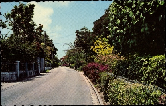 Ak Bridgetown Barbados, Residential Area, Golf Club Road